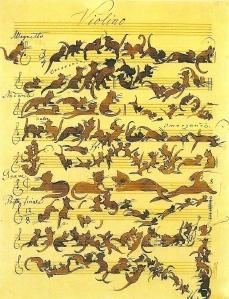 Katzensymphonie, Moritz von Schwind
