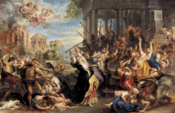 Rubens, The Massacre of the Innocents