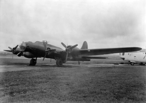 Boeing_Fortress_ECM_aircraft_214_Sqn_RAF_at_Prestwick_1944