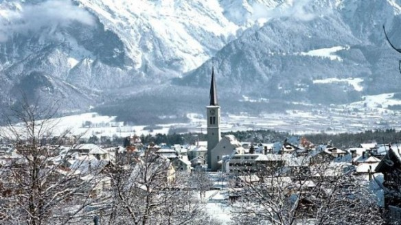 Bad Ragaz Winter