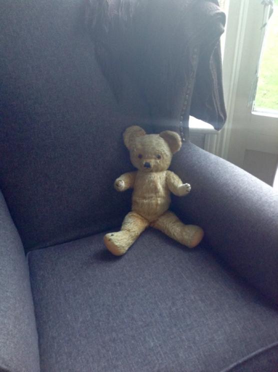 Teddy in Sherlock