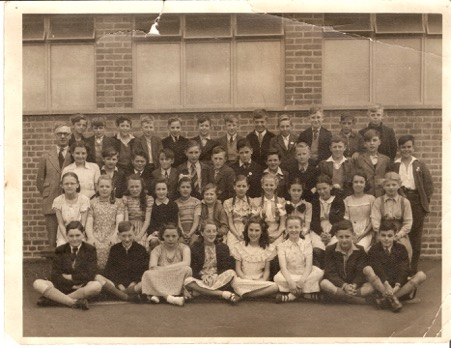 Mr Russell's class 1952