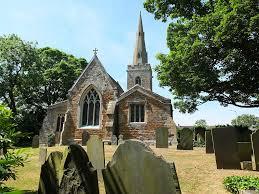 Theddingworth churchyard
